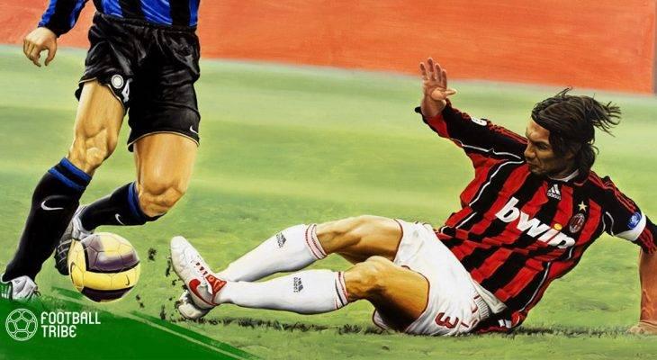 """Paolo Maldini: """"Tôi không hiểu nổi văn hóa xoạc bóng của người Anh"""""""