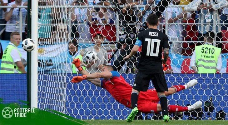 Thất bại trên chấm phạt đền: Messi không cô đơn!
