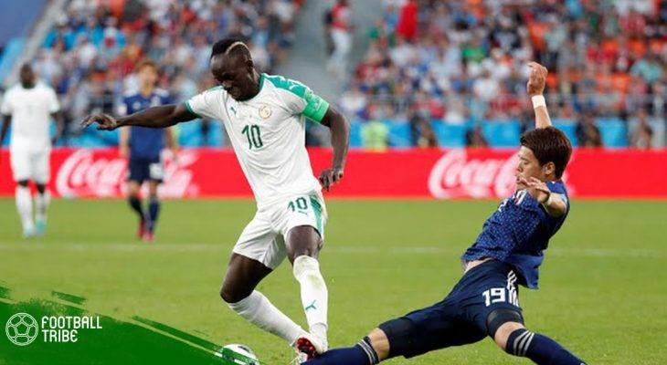 """Điểm nhấn Nhật Bản 2-2 Senegal: Sự kiên cường của """"Samurai xanh"""""""
