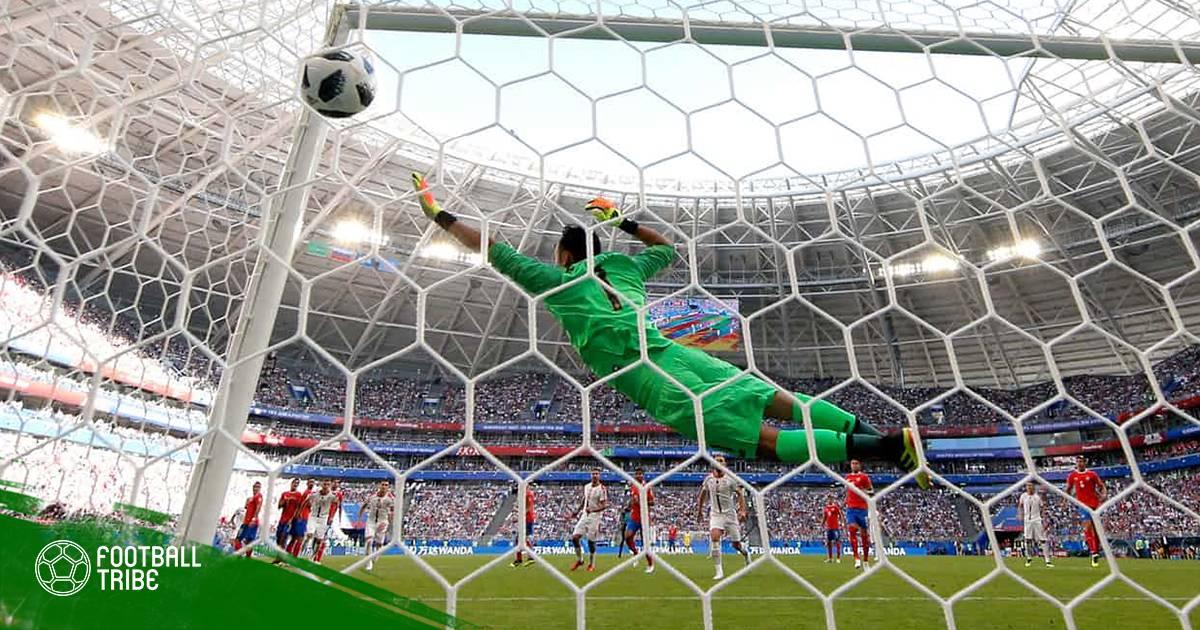 """Điểm nhấn sau trận cầu Serbia-Costa Rica: """"Chiến thắng lịch sử"""""""