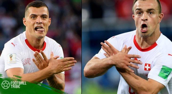 """Ba tuyển thủ Thụy Sĩ bất ngờ nhận """"đặc ân"""" từ Kosovo"""