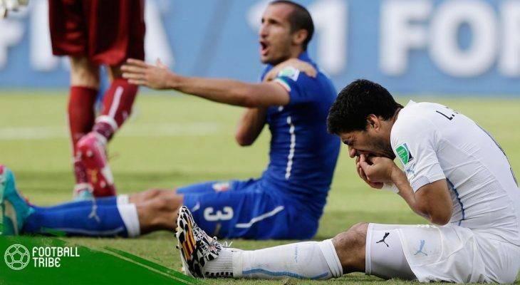 """Bản tin chiều 15/6: """"Suarez bị đối xử như một con chó"""""""
