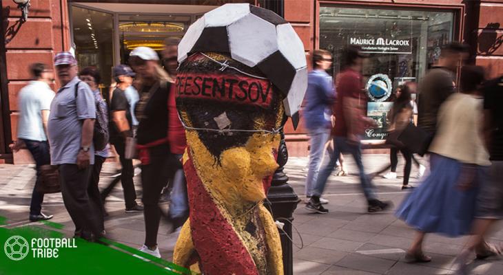Các nhà vận động xã hội dùng World Cup để bày tỏ ý kiến