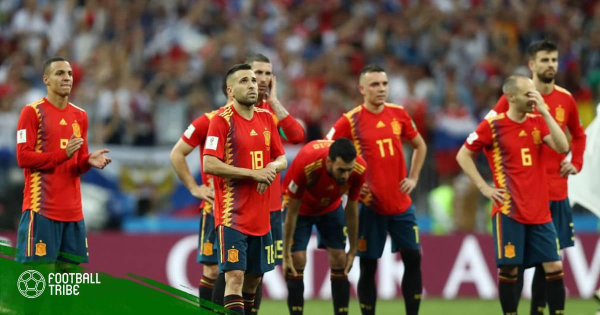 """Bản tin tối 2/7: 1114 đường chuyền """"vô ích"""" của ĐT Tây Ban Nha"""