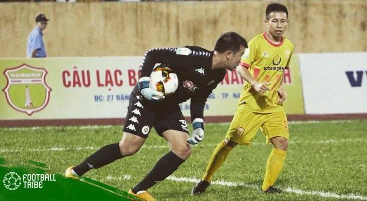 Trận play-off giành suất dự V.League 2019 sẽ diễn ra trên sân Vinh