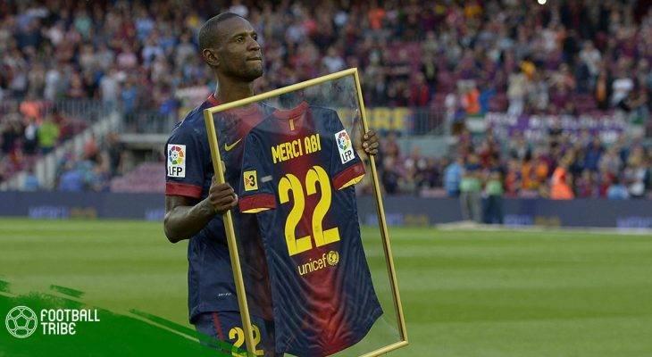 Barcelona phủ nhận tin Abidal dùng nội tạng từ chợ đen
