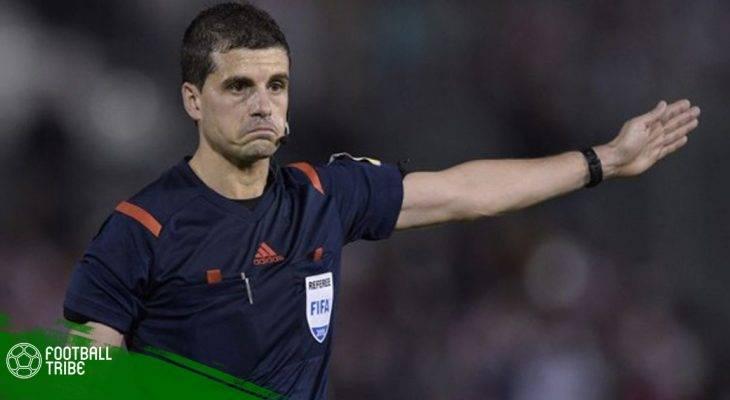 Điểm tin World Cup 10/7: Trọng tài người Uruguay cầm còi trận Pháp – Bỉ
