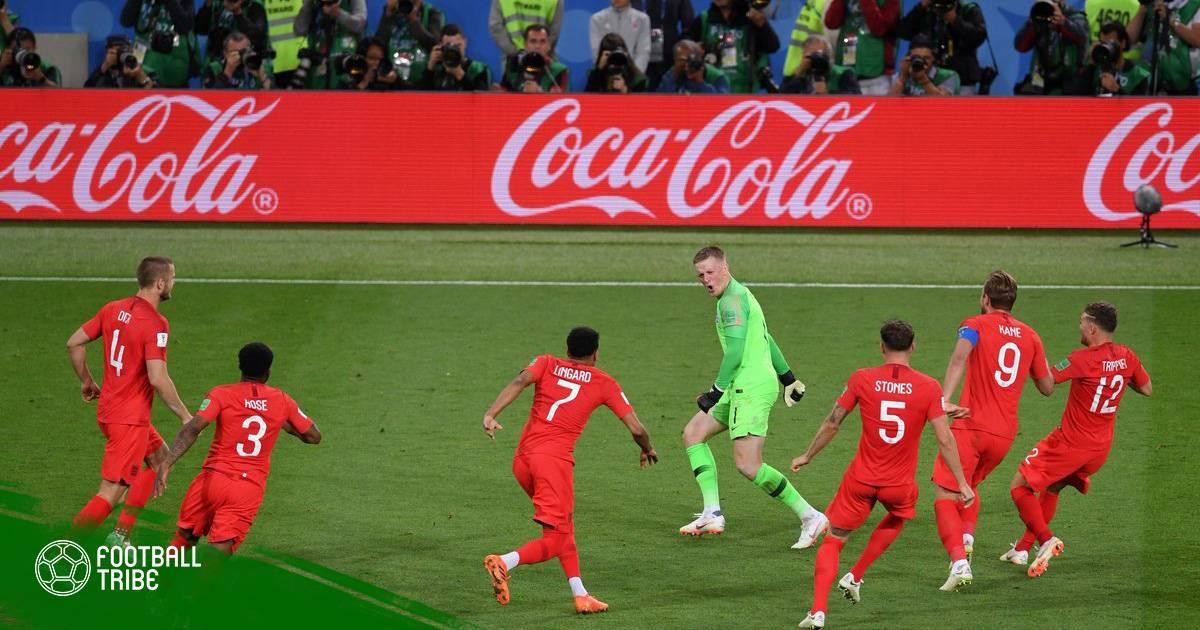 Điểm nhấn Colombia 1-1 Anh (pen 3-4): Tam Sư phá dớp