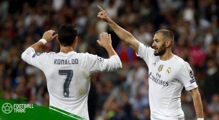 Chuyện Real Madrid: Sau Cristiano là Karim?