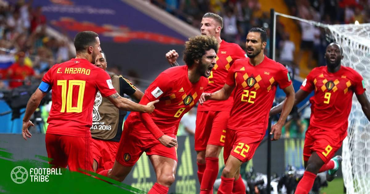 Điểm nhấn Bỉ 3-2 Nhật Bản: Bỉ đi tiếp, Nhật Bản đáng được khen ngợi