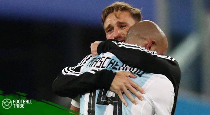 Công thần tới tấp chia tay ĐT Argentina sau thất bại