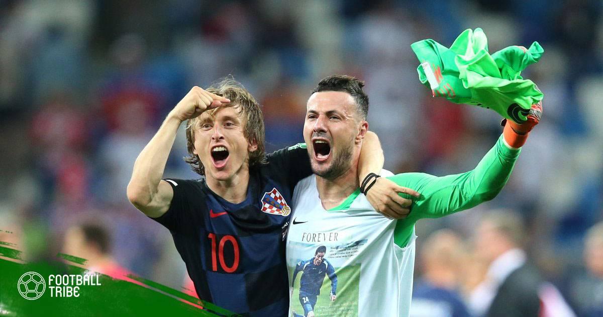 Điểm nhấn Croatia 1-1 Đan Mạch (Pen 3-2): Croatia lần đầu vào tứ kết sau 20 năm