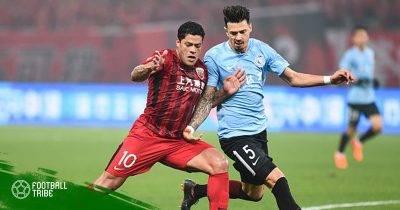 Jose Fonte và cuộc phiêu lưu tại Trung Quốc