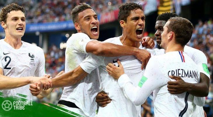 Dư âm Uruguay 0-2 Pháp: Người Madrid đưa Les Bleus vào bán kết