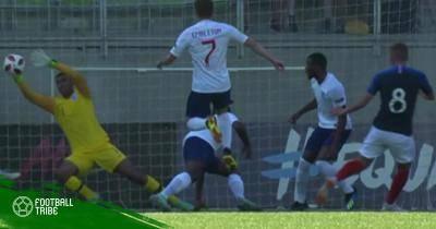Hủy diệt Anh, Pháp giành vé dự World Cup U20