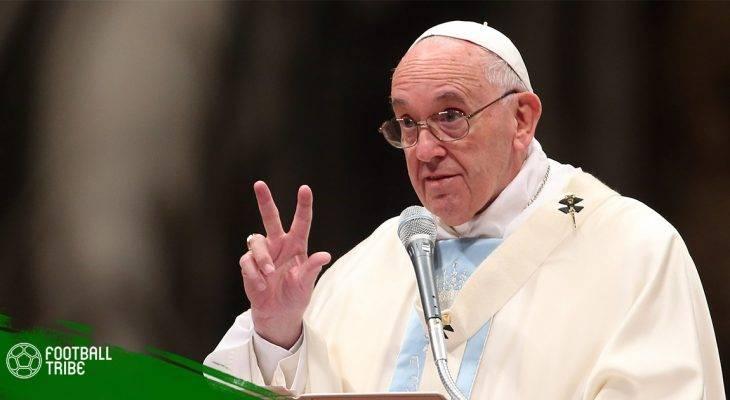 Giáo hoàng Francis an ủi cổ động viên Brazil