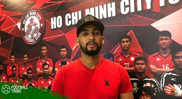 CLB TP HCM chiêu mộ đồng đội cũ của Ronaldinho