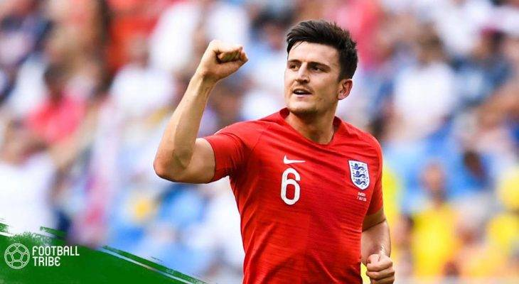 """Harry Maguire – """"Quái vật"""" hàng phòng ngự của đội tuyển Anh"""