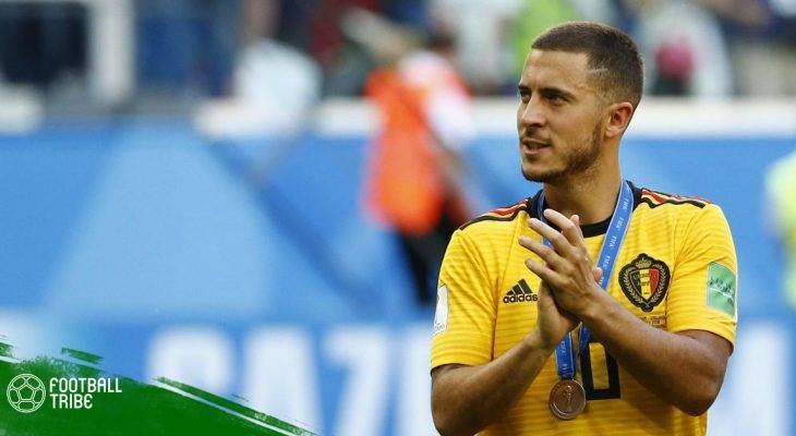 Hazard đạt thỏa thuận gia nhập Real Madrid