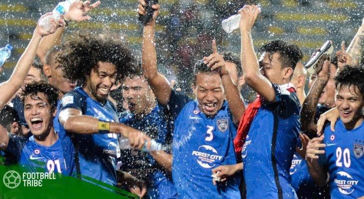 Johor Darul Ta'zim giành quyền dự AFC Champions League