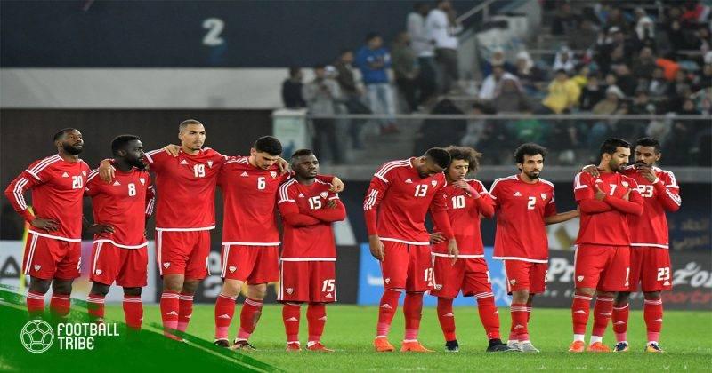 UAE ái ngại khi nằm chung bảng với Việt Nam tại vòng loại World Cup