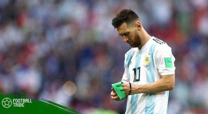 """Đội hình tiêu biểu những """"bại tướng"""" tại vòng 1/8 World Cup 2018"""