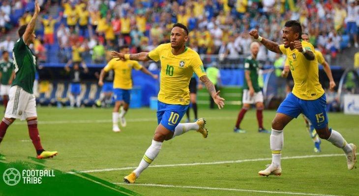 """Cận cảnh """"vũ khí"""" giúp Neymar thăng hoa trước Mexico"""