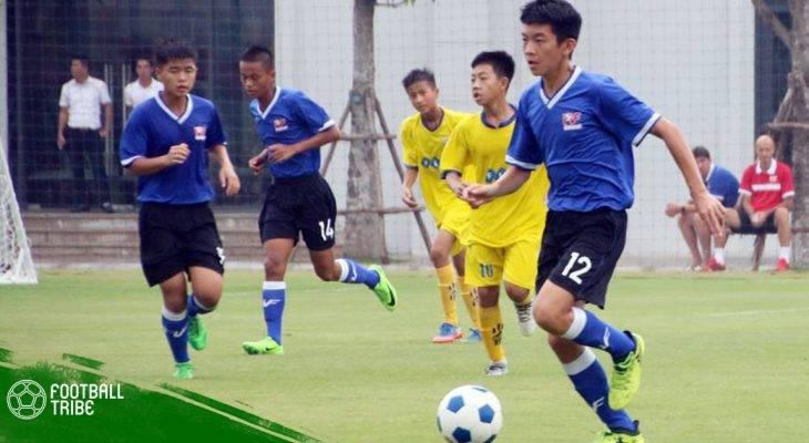 PVF gặp Sông Lam Nghệ An tại chung kết giải Thiếu niên toàn quốc
