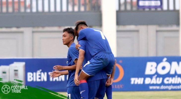 Giải U17 QG – Cup Thái Sơn Nam: PVF vào bán kết kịch tính