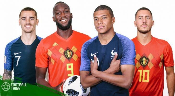 Preview Pháp – Bỉ: Stars War!