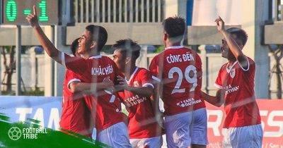 Sao trẻ HAGL lập công lớn giúp Phố Hiến FC thăng hạng