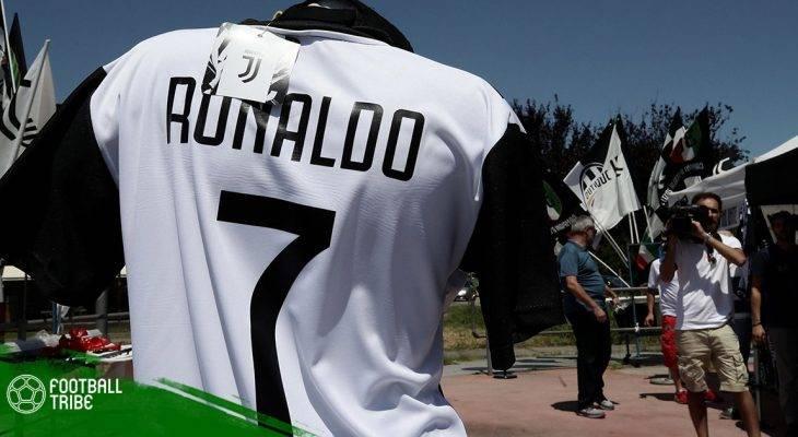 Cristiano Ronaldo bắt đầu cuộc sống mới tại Juventus