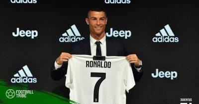 Cái duyên với màu trắng của Cristiano Ronaldo