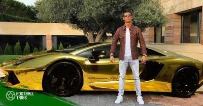 Ronaldo làm sếp lớn Juventus phiền lòng