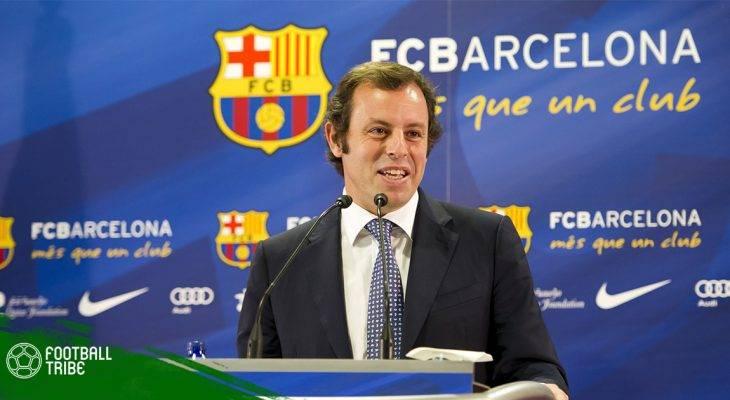 Cựu chủ tịch Barcelona bị buộc tội trốn thuế