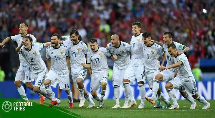 """11 cầu thủ """"đáng xem"""" loạt trận cuối cùng tứ kết World Cup 2018"""
