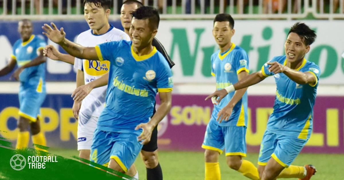 Chấm điểm cầu thủ HAGL trận gặp Sanna Khánh Hòa BVN