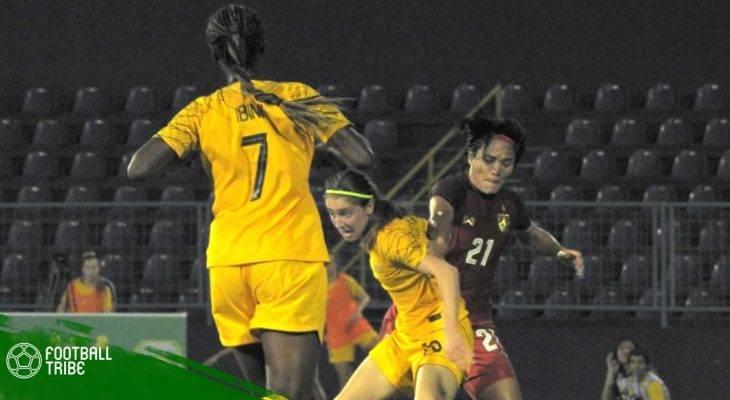 Đánh bại Australia, ĐT nữ Thái Lan nhất bảng A