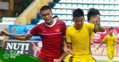 HLV U16 Việt Nam không hài lòng khi đội nhà thắng Campuchia chỉ 1 bàn