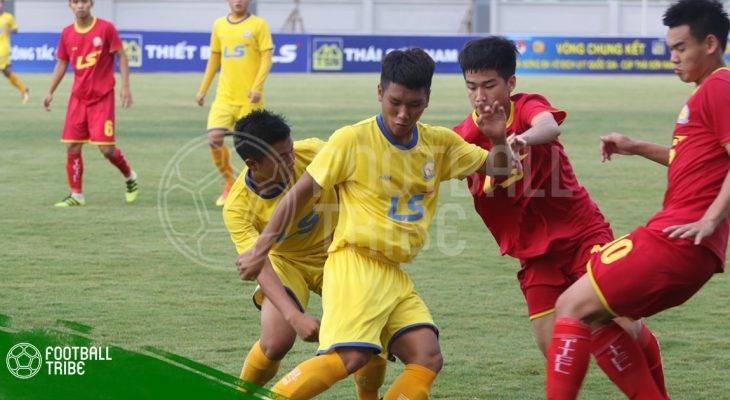 Hạ U17 SLNA, U17 Viettel lần đầu vô địch VCK U17 Quốc gia