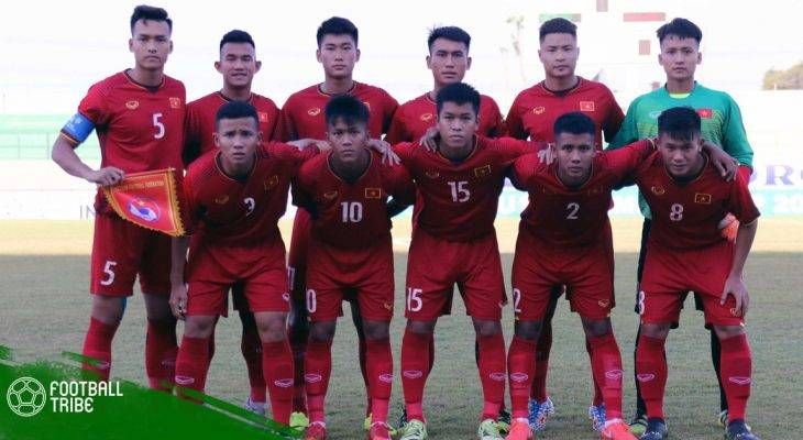 U21 Việt Nam thắng dễ U21 Malaysia