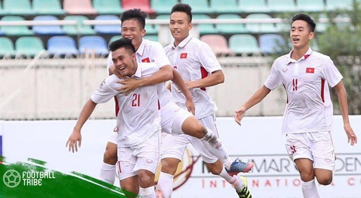 U19 Việt Nam tiếp tục có quân xanh chất lượng trước giải châu Á
