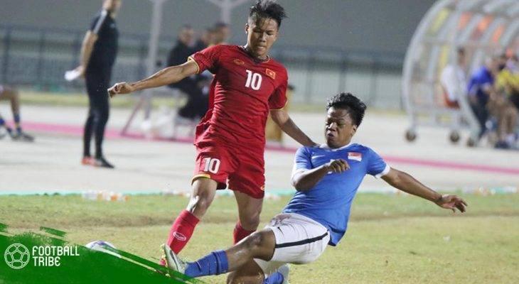 U19 Việt Nam vs. U19 Hàn Quốc 1-3: Trận đấu giàu cảm xúc của U19 Việt Nam