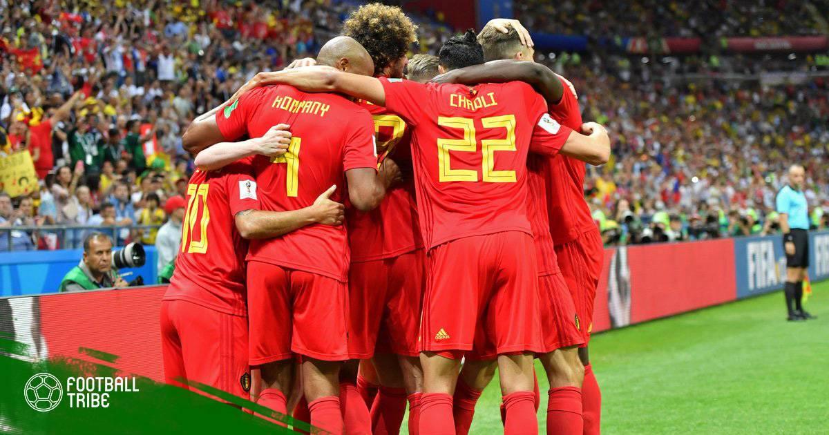 Điểm nhấn Brazil 1-2 Bỉ: Chia tay Nam Mỹ