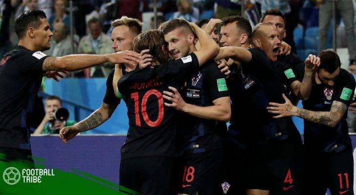 Croatia dùng tiền thưởng World Cup đi từ thiện