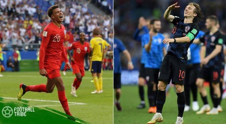 """11 cái tên """"đáng xem"""" trận bán kết 2 World Cup 2018"""