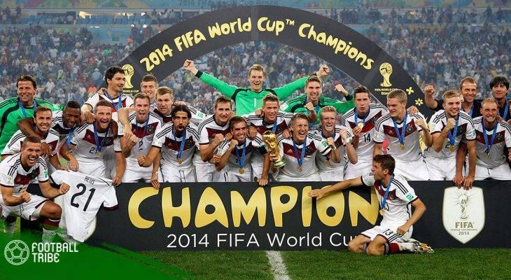 """World Cup 2018 liệu có còn hấp dẫn khi những nhà vô địch """"biến mất""""?"""