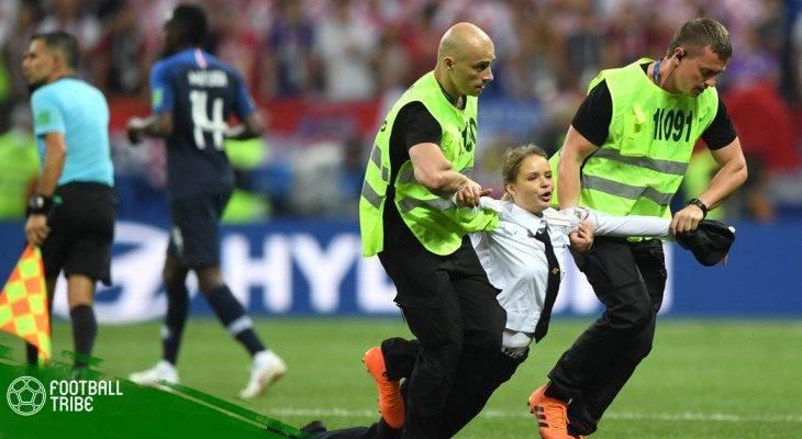 Bản tin trưa 18/7: Hooligan phá trận Chung kết World Cup bị bỏ tù