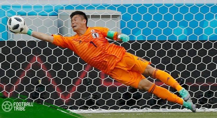"""Eiji Kawashima – """"Người nhện"""" Nhật Bản với pha cứu thua không tưởng"""