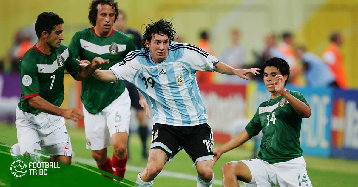 Những ngôi sao từng tham dự World Cup ở tuổi teen